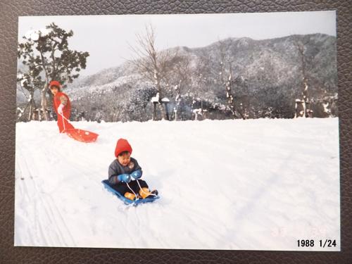 1988ソリ遊び1